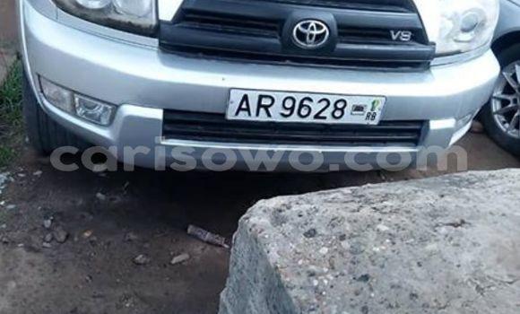 Acheter Occasion Voiture Toyota 4Runner Gris à Abomey Calavi, Benin
