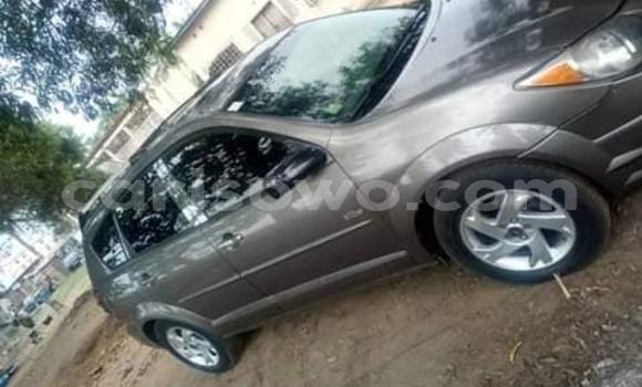 Acheter Occasion Voiture Pontiac Vibe Gris à Cotonou, Benin