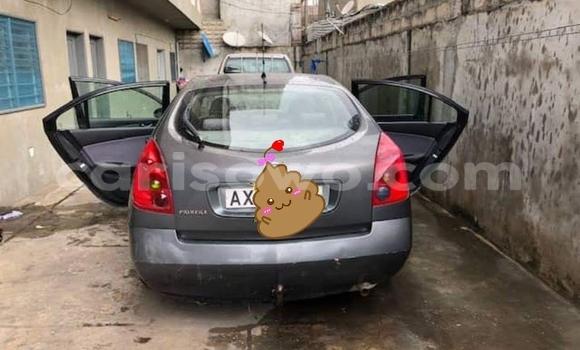 Acheter Occasion Voiture Nissan Primera Gris à Cotonou, Benin