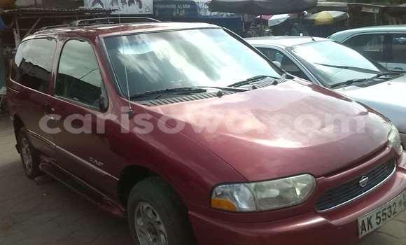 Acheter Occasion Voiture Nissan Qashqai Rouge à Cotonou, Benin