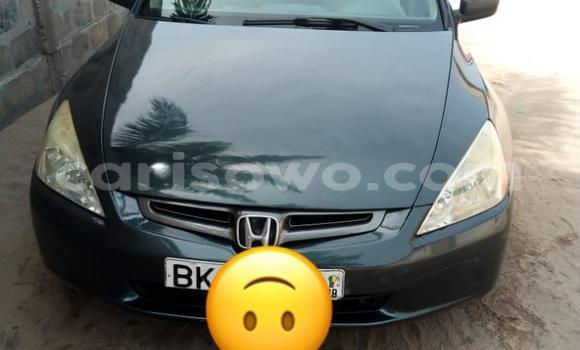 Acheter Occasion Voiture Honda Accord Vert à Cotonou, Benin