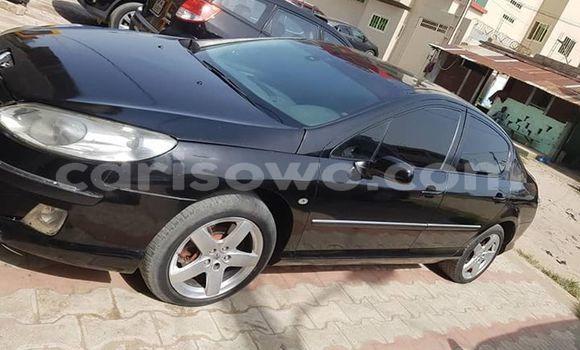Acheter Occasion Voiture Peugeot 407 Noir à Cotonou, Benin