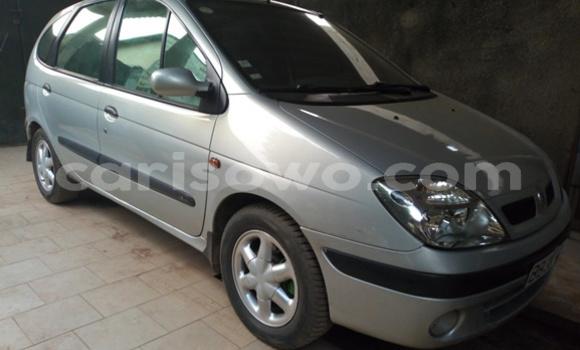 Acheter Occasion Voiture Renault Scenic Gris à Abomey Calavi, Benin