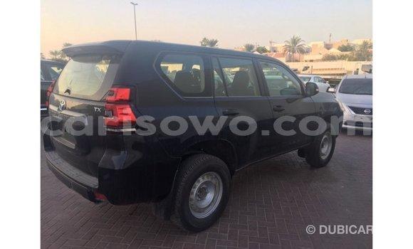 Acheter Importé Voiture Toyota Prado Noir à Import - Dubai, Benin