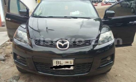 Acheter Occasion Voiture Mazda CX–7 Noir à Cotonou, Benin