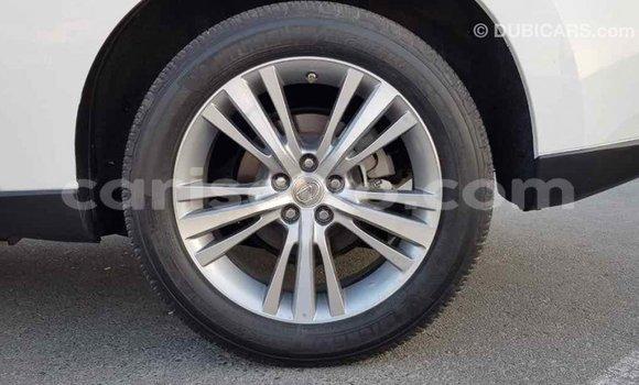 Acheter Importé Voiture Lexus RX 350 Blanc à Import - Dubai, Benin