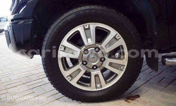 Acheter Importé Voiture Toyota Tundra Noir à Import - Dubai, Benin