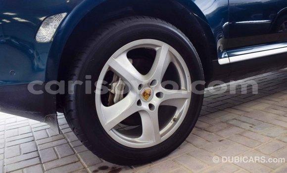 Acheter Importé Voiture Porsche Cayenne Vert à Import - Dubai, Benin