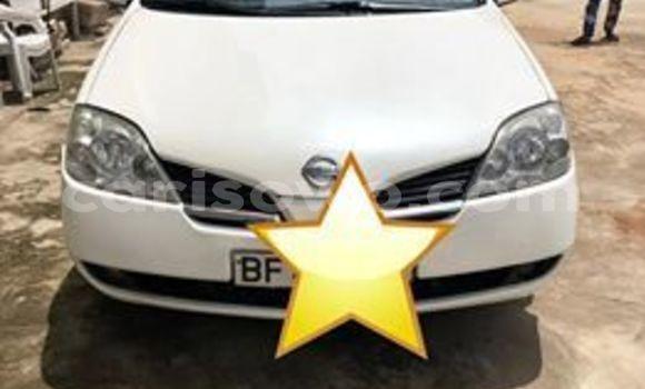 Acheter Occasion Voiture Nissan Primera Blanc à Cotonou, Benin