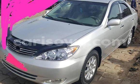 Acheter Occasion Voiture Toyota Camry Gris à Cotonou, Benin