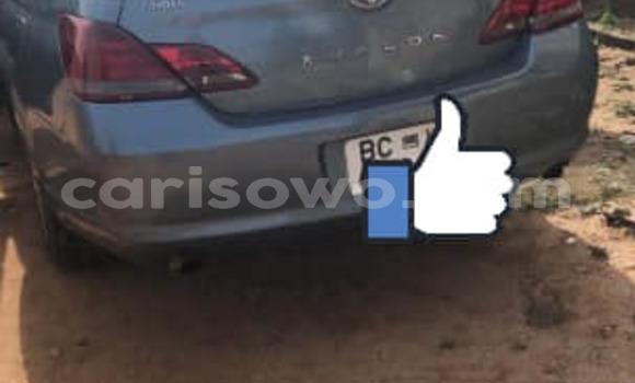 Acheter Occasion Voiture Toyota Avalon Bleu à Cotonou, Benin