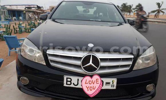 Acheter Occasion Voiture Mercedes-Benz C–Class Noir à Cotonou, Benin