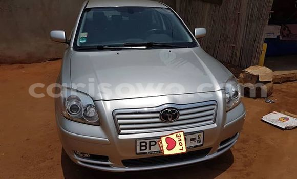Acheter Occasion Voiture Toyota Avensis Gris à Cotonou, Benin