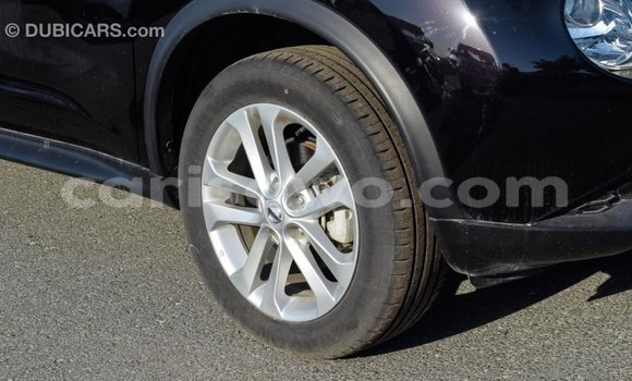 Acheter Importé Voiture Nissan Juke Noir à Import - Dubai, Benin