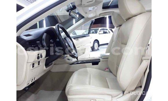 Acheter Importé Voiture Lexus ES Blanc à Import - Dubai, Benin