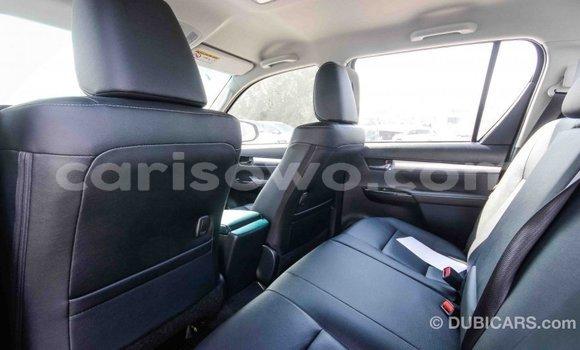 Sayi Imported Toyota Hilux Sauran Mota in Import - Dubai a Benin