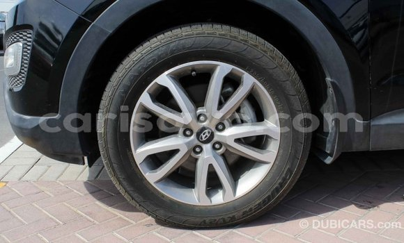 Acheter Importé Voiture Hyundai Santa Fe Noir à Import - Dubai, Benin