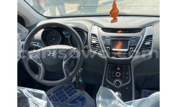 Sayi Imported Hyundai Elantra Black Mota in Import - Dubai a Benin