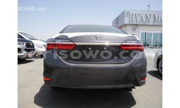 Acheter Importé Voiture Toyota Corolla Autre à Import - Dubai, Benin