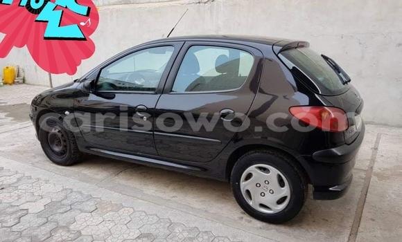 Acheter Occasion Voiture Peugeot 206 Noir à Cotonou, Benin