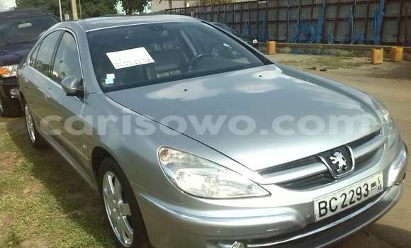 Acheter Occasion Voiture Peugeot 607 Gris à Cotonou, Benin