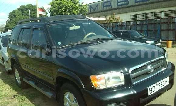 Acheter Occasions Voiture Nissan 350Z Noir à Cotonou au Benin
