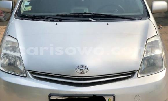 Acheter Occasion Voiture Toyota Prius Gris à Cotonou, Benin