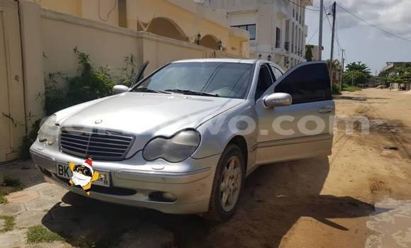Acheter Occasion Voiture Mercedes-Benz C–Class Gris à Cotonou, Benin