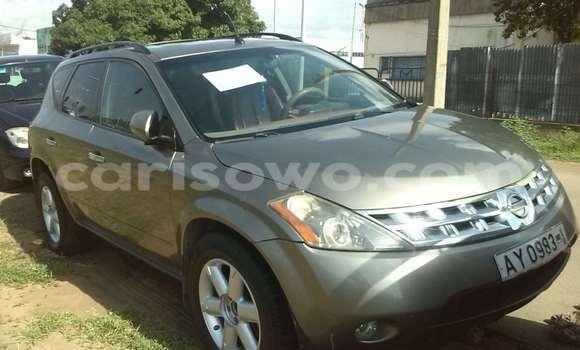 Acheter Occasion Voiture Nissan Murano Noir à Cotonou au Benin