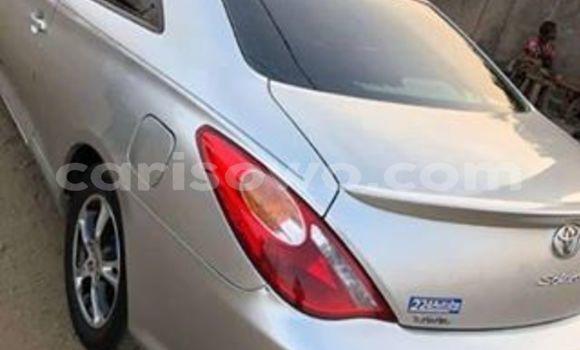 Acheter Occasion Voiture Toyota Solara Gris à Cotonou, Benin