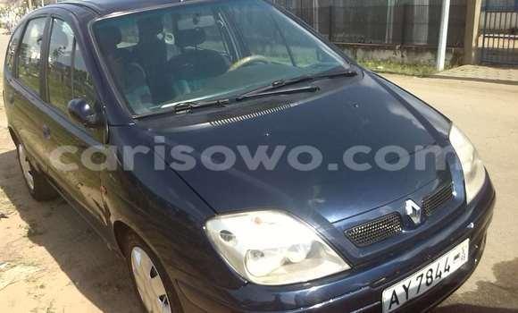 Acheter Occasion Voiture Renault Scenic Bleu à Cotonou, Benin