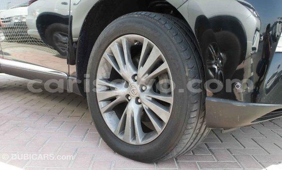Acheter Importé Voiture Lexus RX 350 Noir à Import - Dubai, Benin
