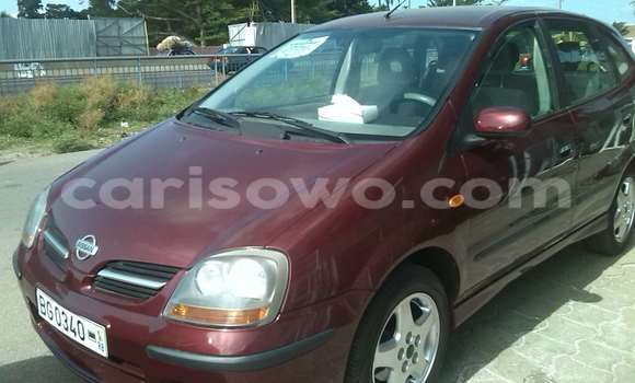Acheter Occasions Voiture Nissan 350Z Rouge à Cotonou au Benin