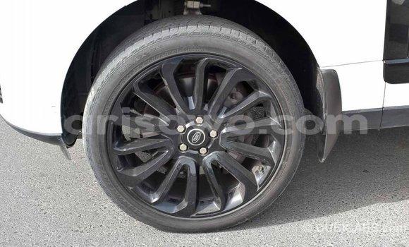 Acheter Importé Voiture Land Rover Range Rover Blanc à Import - Dubai, Benin