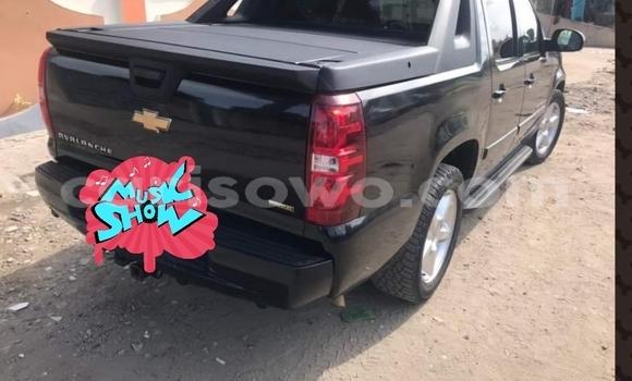 Acheter Occasion Voiture Chevrolet Avalanche Noir à Cotonou, Benin
