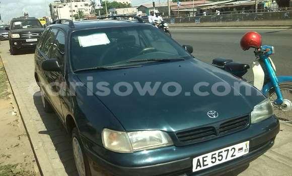Acheter Occasion Voiture Toyota Carina Noir à Cotonou au Benin