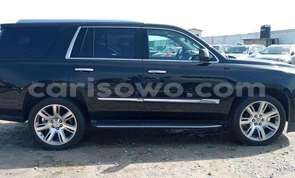 Acheter Occasion Voiture Cadillac Escalade Noir à Cotonou, Benin