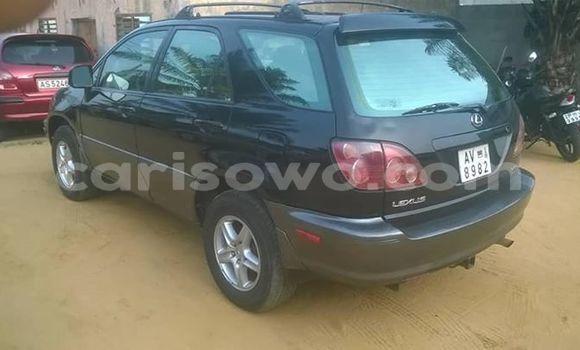 Acheter Occasion Voiture Lexus RX 300 Noir à Cotonou, Benin