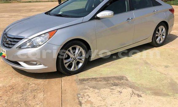 Acheter Occasion Voiture Hyundai Sonata Gris à Cotonou, Benin