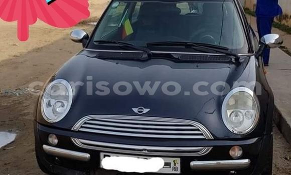 Acheter Occasion Voiture MINI Cooper Noir à Cotonou, Benin