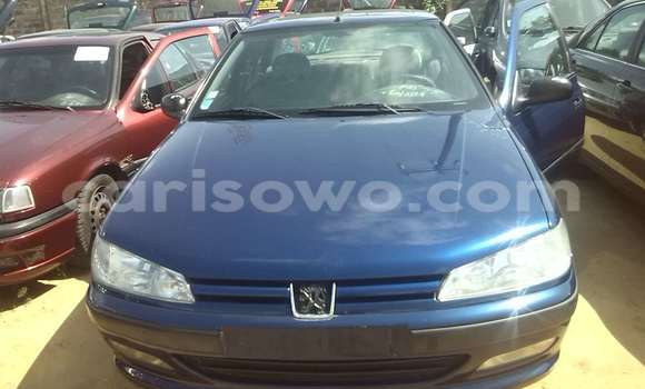 Acheter Occasions Voiture Peugeot 406 Bleu à Porto Novo au Benin