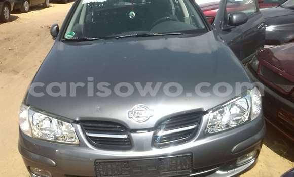 Acheter Occasion Voiture Nissan Almera Noir à Porto Novo au Benin