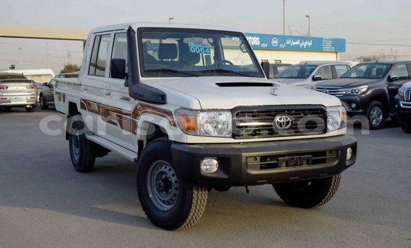 Acheter Importé Voiture Toyota Pickup Blanc à Import - Dubai, Benin