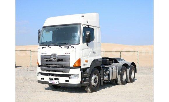 Acheter Importé Utilitaire Hino 300 Series Blanc à Import - Dubai, Benin