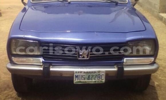 Acheter Occasion Voiture Peugeot 504 Bleu à Parakou, Benin
