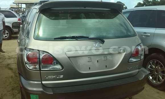 Acheter Occasion Voiture Lexus RX 300 Marron à Porto Novo au Benin