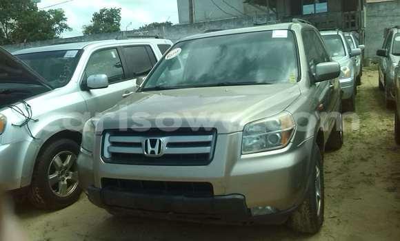 Acheter Occasion Voiture Honda Pilot Marron à Porto Novo au Benin