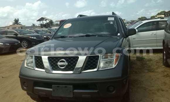 Acheter Occasion Voiture Nissan Pathfinder Marron à Porto Novo au Benin