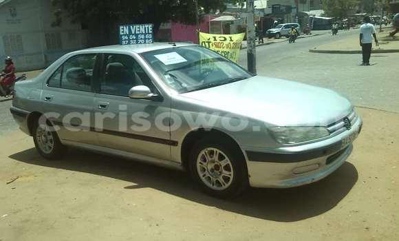 Acheter Occasion Voiture Peugeot 406 Gris à Cotonou au Benin