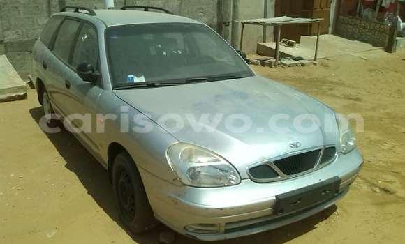 Acheter Occasion Voiture Daewoo Matiz Gris à Cotonou au Benin